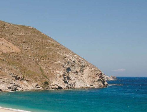 Proposals for swimming nearby Karystos