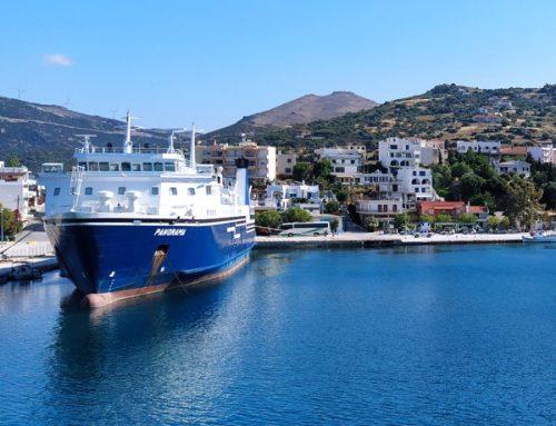Southern Evia and the Joys of Karystos
