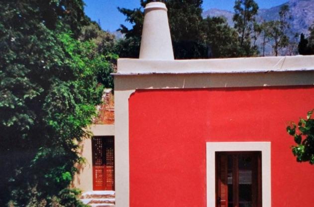 Montofoli Wine Estate The Red House restored