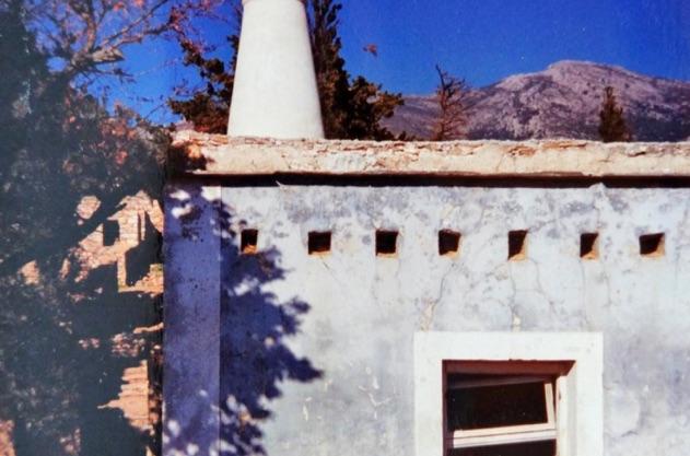 Montofoli Wine Estate The Red House blue