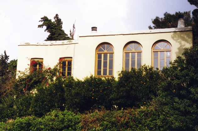 Montofoli Wine Estate Villa Marianna restored