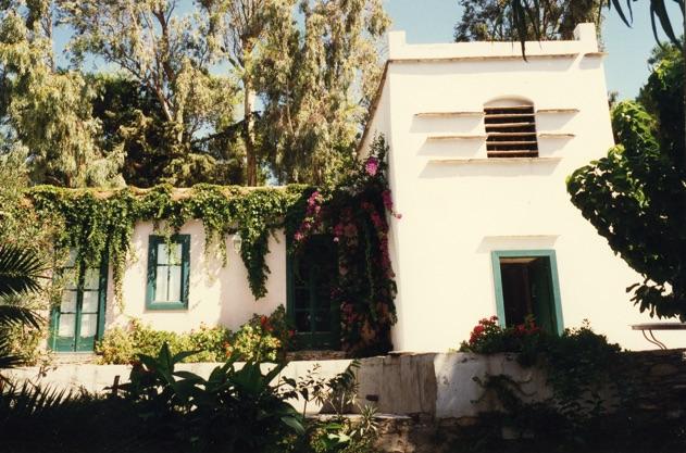 Montofoli Wine Estate The Dovecot restored