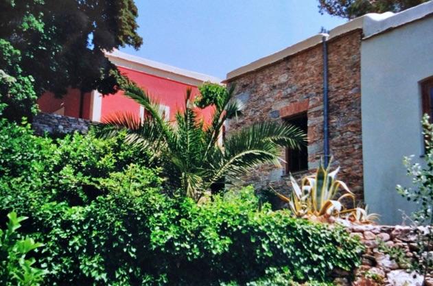 Montofoli Wine Estate Red House South restored